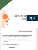Mech Design -4 Deflection and Stifness