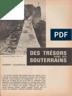 Charroux Robert_Des Tresors Dans Des Souterrains
