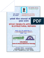 Booklet on Epoxy Resin - Its Application in Structural Repairs