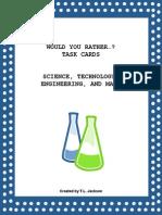 wouldyouratherwritingpromptssciencetechnologyengineeringmath
