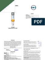 Medidor PH - Instrucciones.pdf
