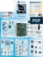 Cdvi Centaur Poster Overview Web Spa CT-V900-A CDVI