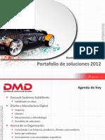 DMD SolidWorks 2012