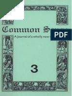 Commonsense 03