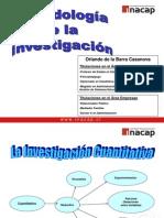 Instrumentos de Medición y Recogida de Datos