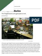 The Happiness Machine Google