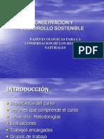 Clase Magistral Conserv DS Exposición