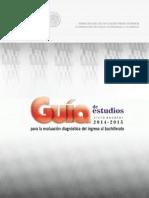 Guia de Estudios 2014-2015