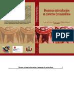 Dinamicas Interculturales en Contextos Transandinos. Koen de Munter Marcelo Lara Maximo Quisbert CEPA-VLIR 2009-Libre