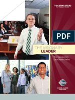 Toastmasters Guide to Visionary Leaderhsip