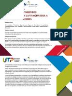 M4. Movimientos Universales en La Vanguardia a Través de Colombia
