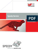 Speedy Design Service Brochure