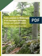 50 Forets Mediterranee Rossi Et Al 2013