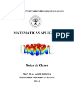 Matematicas Aplicadas Jaider Blanco