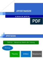 Epistaksis Edit