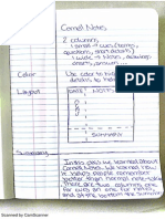 cornell notes on cornell notes student