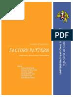 Patron Factory InformeFinal