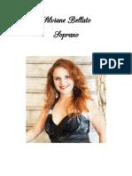 Silviane Bellato CV - 2013