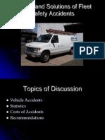 Motor Vehicle Safety