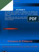 Extrusora de Polímeros