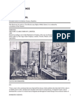 Public School Domestic Science by Hoodless, Adelaide, 1858-1910