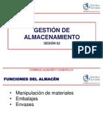 Funciones Del Almacen - Sesion 02