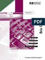 HP Brio BA600 User Guide