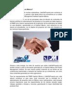 Sobre El PMI Capítulo México