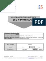 Programacipn Santillana Consejería