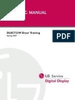 DLEC733W Training Manual