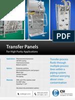 Transfer Panels