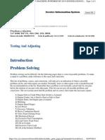 Calibracion de Inyeccion D343 ENGINE CATERPILLAR
