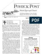 Pohick Post, September 2014 Edition