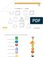 Fichas Geometria Figuras Geometricas