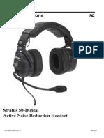 Stratus 50-D Manual