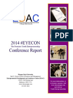 2014 EYECON Conference Report