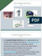 Conductividad eléctrica