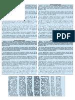 Cambio a La Reforma Fiscal