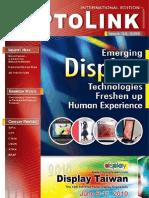 Optolink International Edition 2009 Q3 Issue