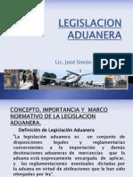 Concepto Importancia y Marco Normativo Aduanero 2014