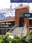 The University of Arizona Visitor Guide Fall 2014