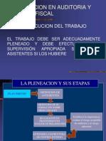 La Planeacion en Auditoria y Revisoria Fsical