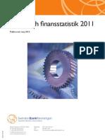 Bank och Finansstatistik