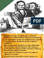 LEYES DE REFORMA.ppt