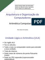 08 - Aritmética Computacional