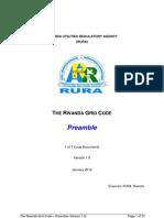 Rwanda Grid Code Final Draft