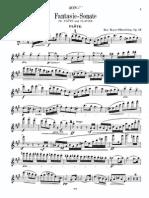 Sonata - Max Meyer Olbersleben Flute Part.pdf