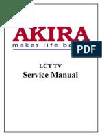 Akira Lcd 20chst