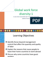 Global Work Force Diversity_CM 1 and 2