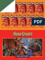 Kellars Keep Quest Book